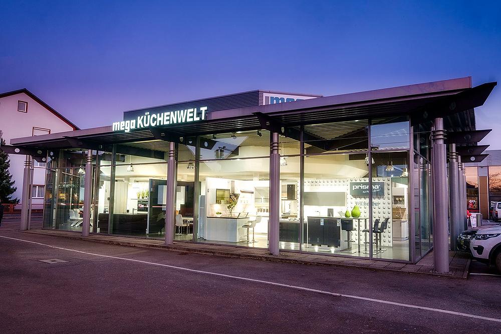 Fantastisch Mega Küchenwelt Ihr Küchenexperte In Schwandorf