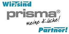 Wir sind Prisma-meine-Kueche Partner!