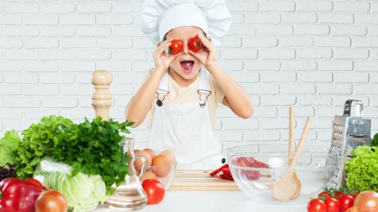 Kinder-Kochkurs in Schwandorf