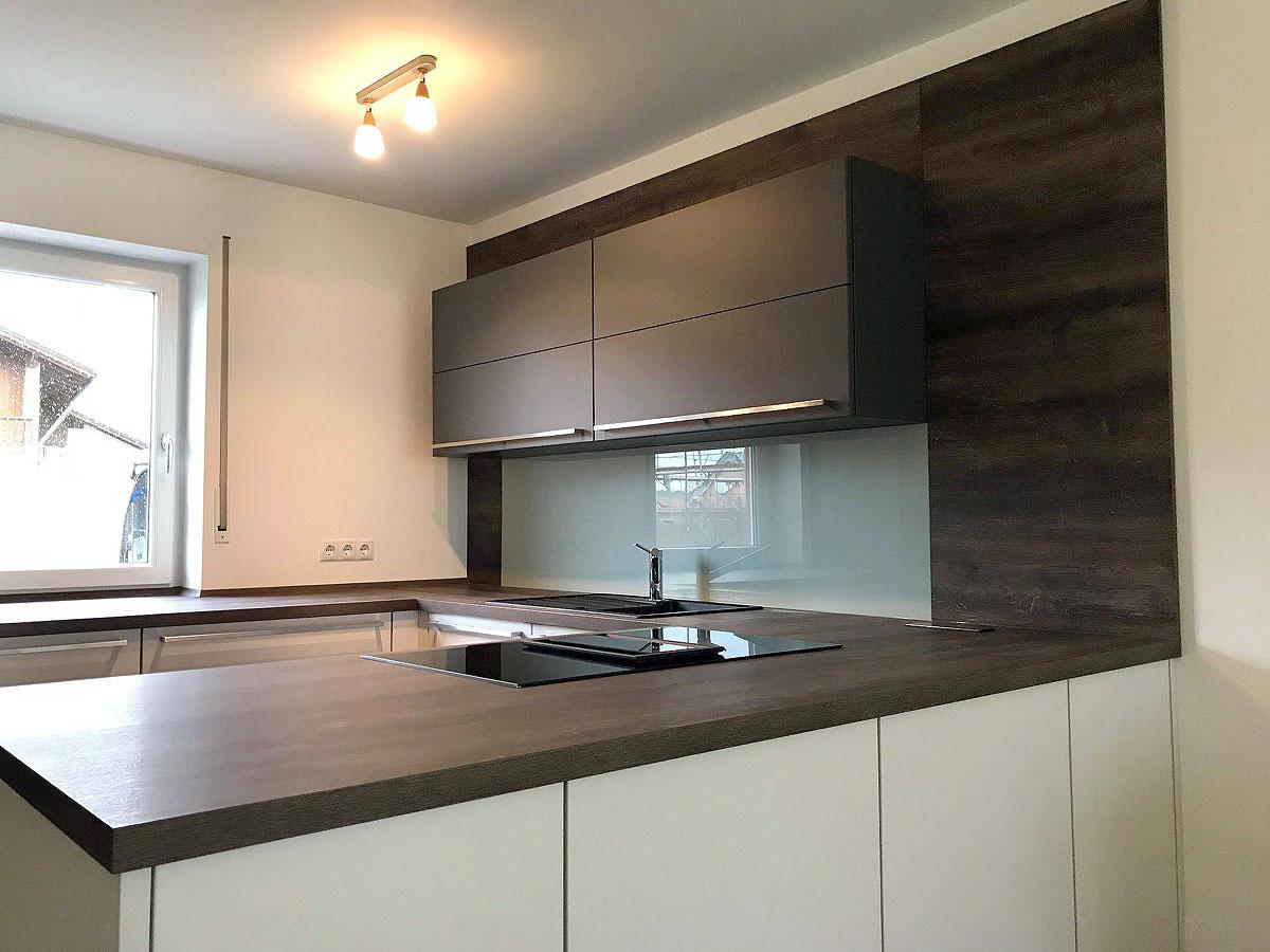 Beste Design Küche Gesetzt Untuk Dapur Kecil Ideen - Küchenschrank ...