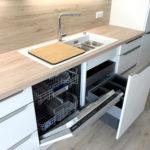 Bring Farbe in die Designküche!