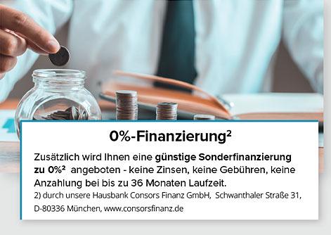 Sonderfinanzierung